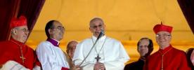 Papa Francisco completa quatro anos de pontificado