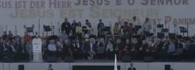 Papa à Renovação Carismática: Avancem com força, na diversidade reconciliada!