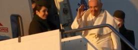 Papa Francisco inicia viagem ao Chile e Peru