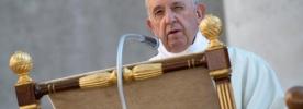 Papa: religião não leva à guerra; a fraternidade une