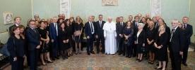 Papa Francisco: globalização é nociva quando não valoriza diversidades