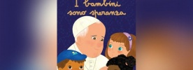 Papa dedica livro às crianças: frases e desenhos mostram o caminho da tolerância e da paz