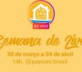 Pascom promove semana de lives com convidados que refletirão sobre comunicação