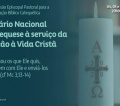 Seminário Nacional de Catequese acontece, de forma online, nos dias 04 a 06 de novembro