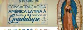 No Domingo de Páscoa, Brasil será consagrado à Nossa Senhora