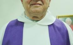 Vigário paroquial festeja aniversário natalício