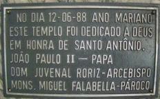 33º Aniversário de Dedicação da Catedral