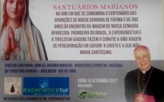 Peregrinação aos Santuários Marianos