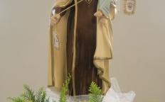 Fiéis celebram Novena de Nossa Senhora do Carmo