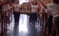 Centenas de fiéis participam de missa da Aliança de Amor com a Mãe Rainha de Schoenstatt