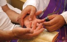 Catedral reúne enfermos para missa e unção