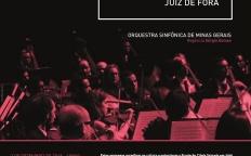 Orquestra Sinfônica de Minas Gerais realiza, pela primeira vez, concerto em Juiz de Fora