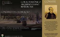 Capela Senhor dos Passos sedia concerto em homenagem ao Padre José Maurício Nunes Garcia
