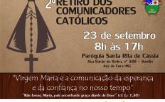 II Retiro de Comunicadores Católicos: últimos dias de inscrições