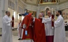 Cerimônias da Sexta-feira Santa lembram Paixão e Morte de Cristo