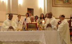 Dom Gil celebra missa de aniversário da Dedicação da Catedral