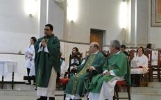 Padre Elílio Júnior é apresentado como novo vigário da Catedral