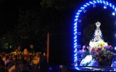 Celebração e procissão arquidiocesanas celebram 300 anos do encontro da imagem de Nossa Senhora Aparecida