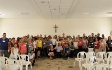Retiro de Pastorais proporciona momentos de meditação e formação