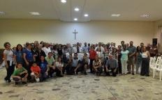 Catedral realiza confraternização com as pastorais