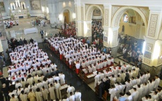 Missa de encerramento do Congresso de Meninos Cantores do Brasil acontece na Catedral