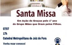 Grupo de Mães que Oram pelos Filhos completa um ano na Catedral