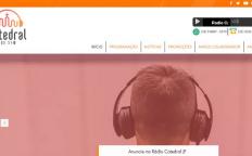 Rádio Catedral está com novo site no ar