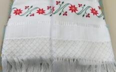 Sorteio: Quer ganhar um jogo de toalha bordadas?