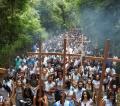 10ª Via-Sacra Jovem reúne sete mil pessoas em Juiz de Fora