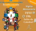 Catedral promove Vigília Missionária neste sábado (19)