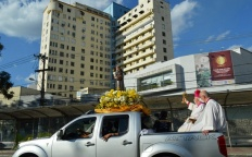 Cortejo e Missa festiva marcam Dia de Santo Antônio no Centro de Juiz de Fora