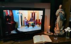 Missas de diversas paróquias da Arquidiocese podem ser acompanhadas pela Internet