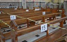 Número de fiéis permitidos em celebrações diminui em Juiz de Fora