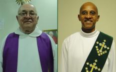 Vigário e Diácono da Catedral celebram aniversário de ordenação