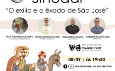 'Live' sinodal aborda figura de São José nas Sagradas Escrituras