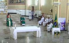 Missa pela Pátria é celebrada na Catedral