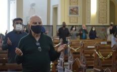 Missas presenciais são retomadas em Juiz de Fora