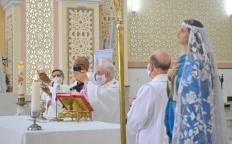 """""""Jesus nos convida a amar intensamente"""", diz Dom Gil sobre o 6º Domingo da Páscoa"""
