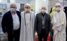 Arcebispo Metropolitano visita Mesquita Islâmica de Juiz de Fora