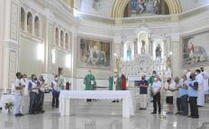 Catedral sedia missa de posse da nova coordenação do Terço dos Homens