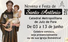 Catedral prepara programação especial para Novena e Festa de Santo Antônio 2021