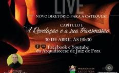 Escola Catequética Arquidiocesana realiza live nesta sexta-feira (30)