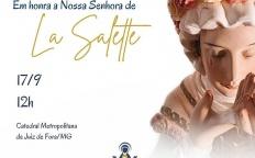 """""""Mães que Oram pelos Filhos"""" celebram sua padroeira Nossa Senhora de La Salette"""