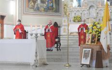 Dom Gil celebra Solenidade de São Pedro e São Paulo na Catedral